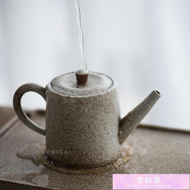  日式手執壺套裝 整套簡約創意陶瓷禮品 家用辦公室茶具套裝 裝飾界
