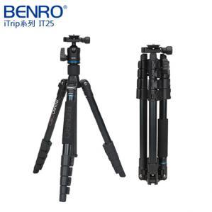 【BENRO百諾】 IT-25 iTrip反折可拆三腳架套組 送原廠腳架袋 IT25 勝興公司貨