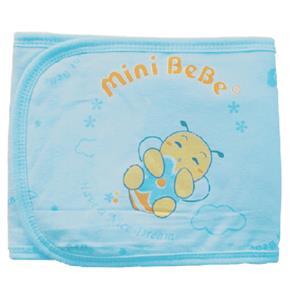 【蜜妮寶貝嬰童用品館】水印純棉寶寶肚圍(L) 25 x 71cm) / 黃色、藍色、粉紅