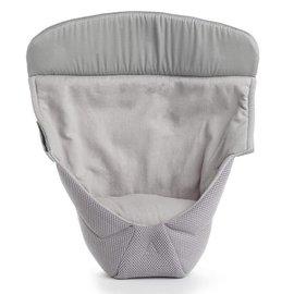 【淘氣寶寶】【總代理公司貨】2016 最新款 美國 Ergo Baby ergobaby 爾哥寶寶背巾心型嬰兒保護毯/愛心保護毯【透氣款-無安全帶/灰色】