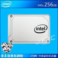 【點數最高15%+最高折$100】Intel 545S 256G 256GB 2.5in SATA 6Gb/s 3D2 TLC SSD 固態硬碟(五年保固)-JT3C-3C特惠商品
