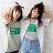 ◆快速出貨◆T恤.情侶裝.班服.MIT台灣製.獨家配對情侶裝.客製化.純棉短T.方框WHY NOT問號【Y0271】可單買.艾咪E舖 2