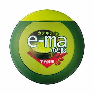 e-ma喉糖-宇治抹茶 (33g)