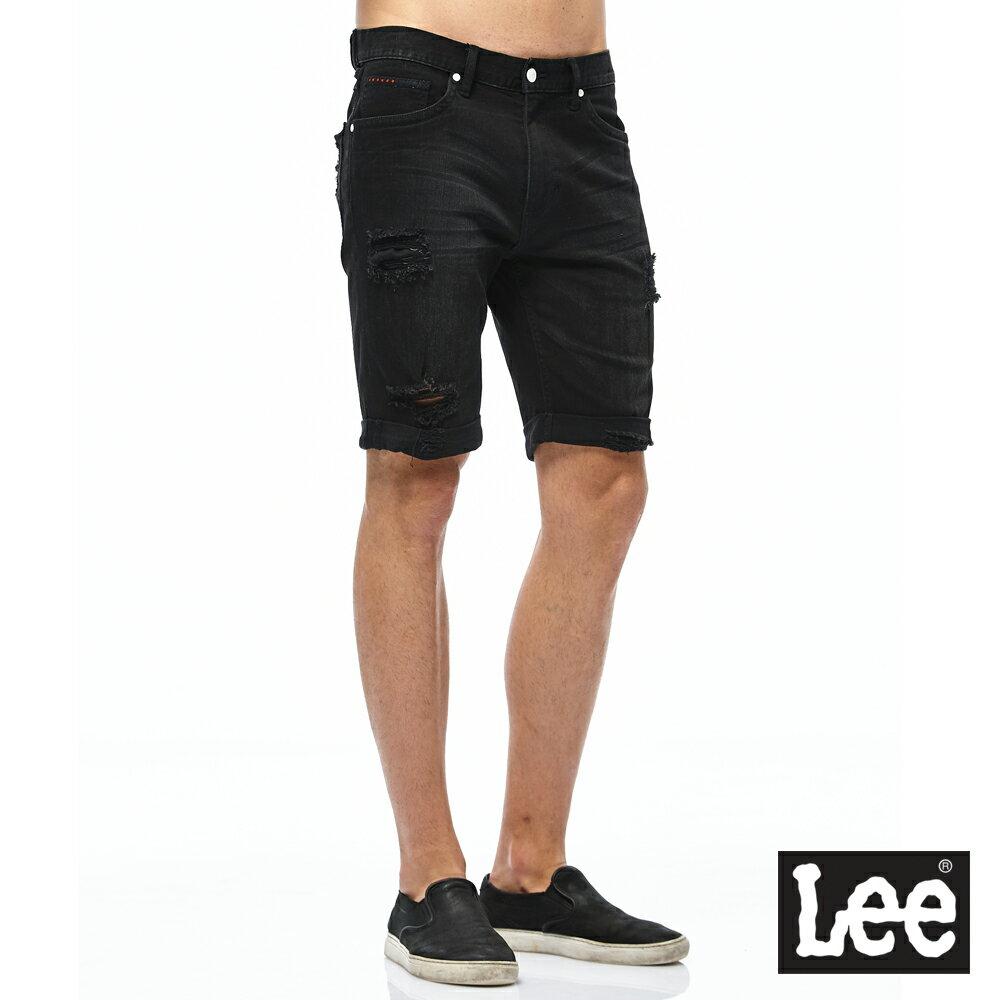 ❤ 短褲$990❤ Lee 牛仔短褲-男款-黑 1
