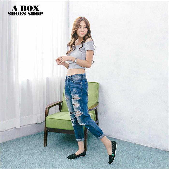 【AW523】*限時免運* MIT台灣製 時尚透氣透視蕾絲網布 豆豆鞋 圓頭包鞋 娃娃鞋 3色 2