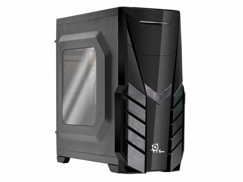 【迪特軍3C】YAMA 雅瑪 天王蜂 四大 USB3.0電腦機殼 可安裝高性能顯示卡 透明側板設計