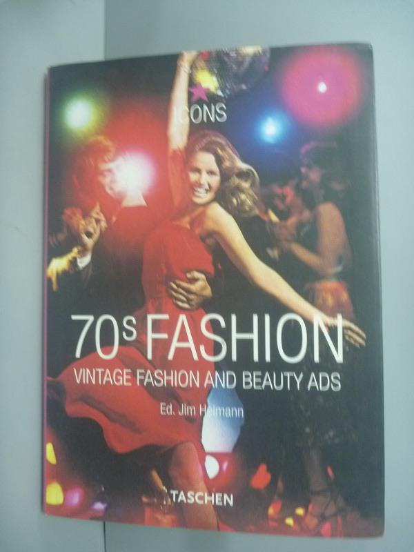 ~書寶 書T5/廣告_IDB~70s fashion : vintage fashion