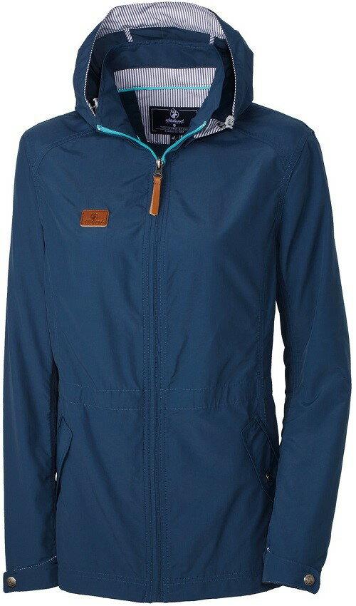 【【蘋果戶外】】荒野 0A31905 72 深藍色 『零碼出清』WildLand SUPPLEX抗UV外套 輕薄/耐磨/透氣/修身連帽夾克/薄外套/運動外套/連帽外套