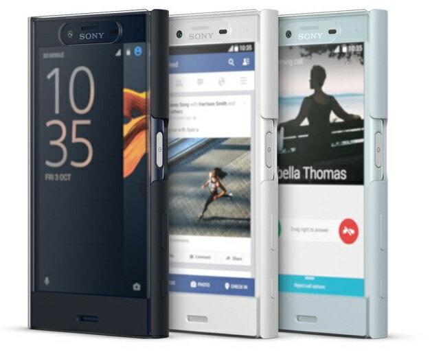 原廠皮套 SCTF20 SONY Xperia X Compact 智慧視窗時尚保護套/手機殼/手機皮套【馬尼行動通訊】