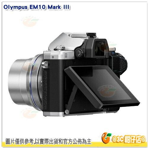 [24期0利率 / 送2仟元禮券] Olympus E-M10 Mark III 14-42mm EZ 電動鏡 單鏡組 元祐公司貨 EM10 III EM10 M3 14-42 4