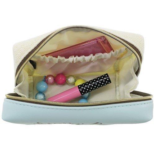 奇奇蒂蒂Chip 'n' Dale 船型化妝包,化妝包/收納包/手拿包/補妝包/面紙包,X射線【C097343】