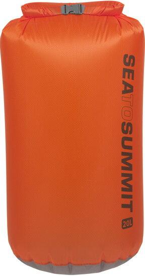 [ Sea to Summit ] UltraSil Cordura 超輕量矽膠尼龍防水袋/防水收納袋 4L AUDS4OR 橘色