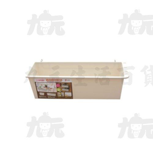 【九元生活百貨】聯府P2-0186德克40CM掛架(淺型)吊籃P20186