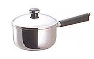 日本宮崎製作所 Objet 小單手鍋 煮牛奶鍋 OJ1 12cm [代購]