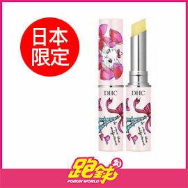DHC x Disney 瑪麗貓 東京鐵塔 粉 純欖護唇膏 迪士尼 日本限定版 橄欖護唇膏 (1.5g)