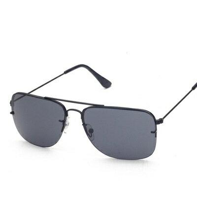 ~太陽眼鏡偏光墨鏡~ 百搭無框 男眼鏡 5色73en29~ ~~米蘭 ~