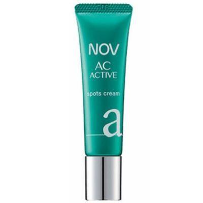 NOV娜芙  AC-ACTIVE毛孔抗痘乳霜10g  ◣原廠公司貨 ◥