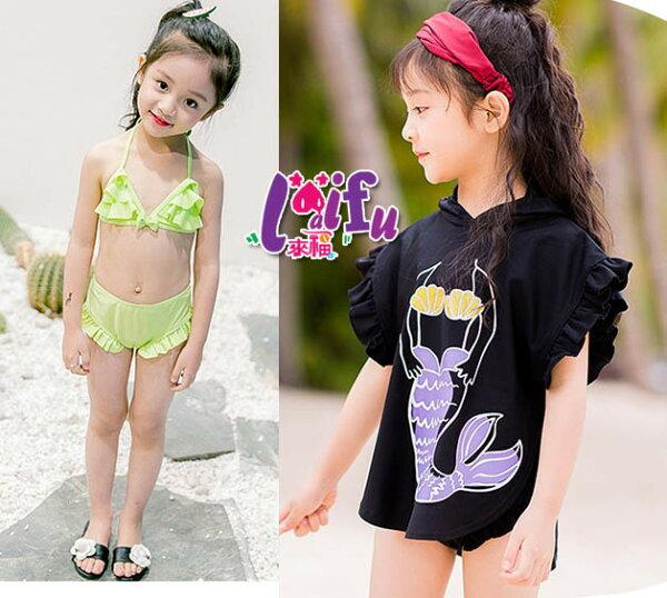 草魚妹:★草魚妹★F78泳衣美人魚兒童泳衣小朋友游泳衣正品,整套售價699元