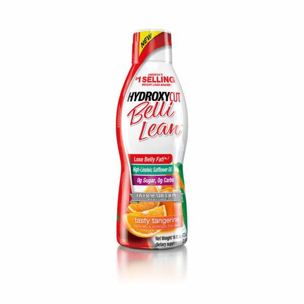 【GNC健安喜】液態CLA BelliLean? 新喜纖飲品 -柑橘口味 475 毫升 (天然紅花籽油)