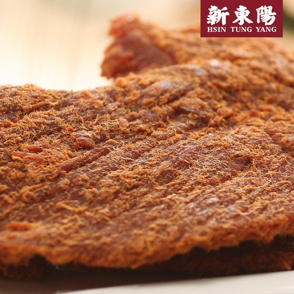 【新東陽】香辣豬肉乾100g