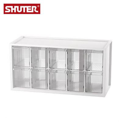 樹德 A9-510 小幫手分類箱 / 抽屜收納櫃 / 零件整理箱 ( 10格 )