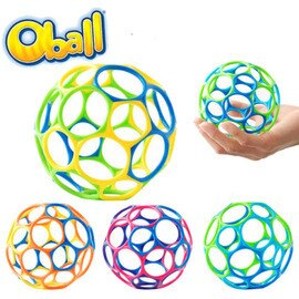 *babygo*Kids II-OBALL 4吋魔力洞動球