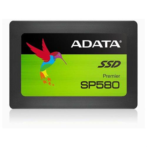"""ADATA Premier SP580 SATA III 2.5"""" Internal SSD 240GB (ASP580SS3-240GM-C) 0"""