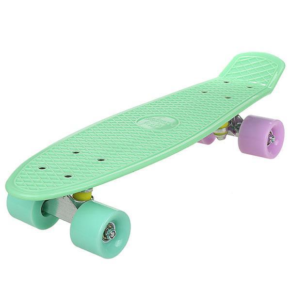 22 Cruiser 4 wheel Board Outdoor Mini Complete Deck Skateboard 3