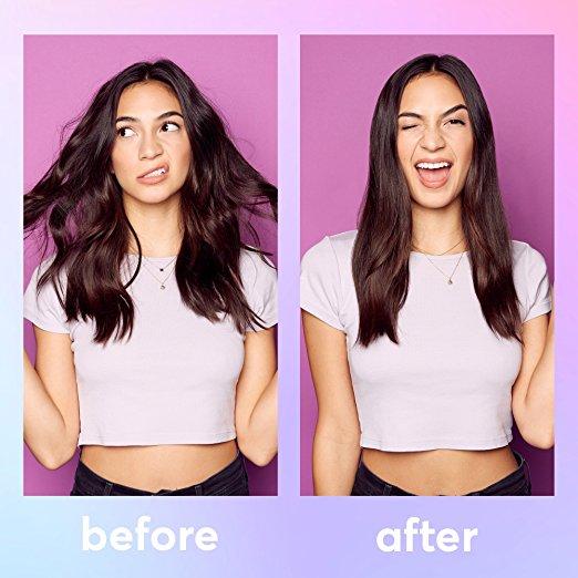 BB Flow Mini Hair Straightening Brush 9