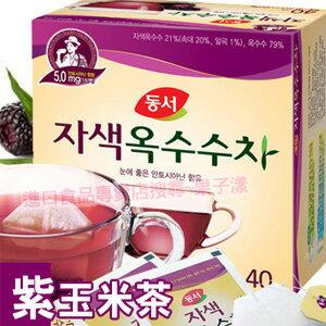 韓國DONGSUH (紫)玉米茶 (40包入/盒) [KR177]