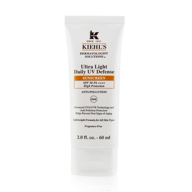 契爾氏 Kiehl's - 集高效清爽UV防護乳 SPF50 PA+++ Ultra Light Daily UV Defense SPF50 PA+++