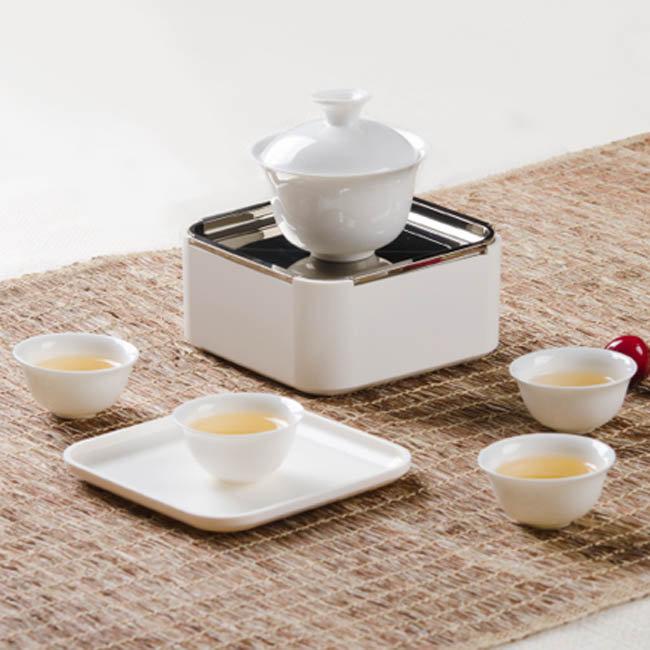 BYKE 旅行茶具組 戶外 露營 泡茶首選 NA1000 20582