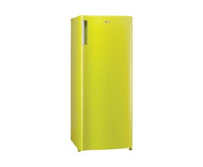 LG 樂金 191公升 Smart  變頻 單門冰箱 GN-Y200L / 強化玻璃層架 / 6段溫度選擇 / 變頻壓縮機