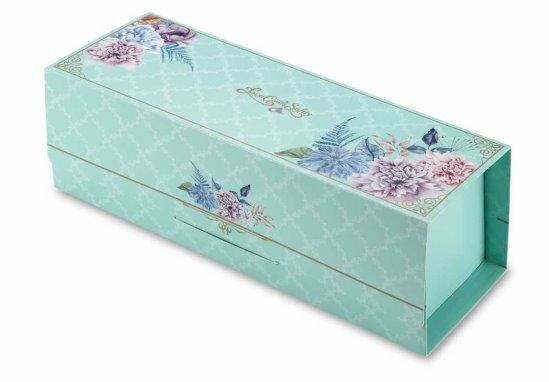 【零售量】奶凍卷盒愛在春天藍一體式50個