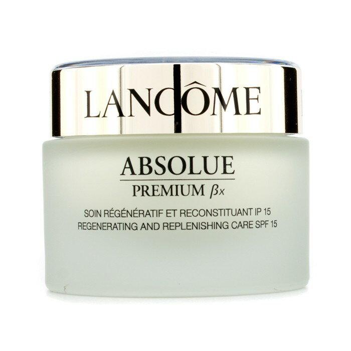 Lancome 蘭蔻 Absolue Premium BX 絕對完美金粹乳霜 SPF 15 Absolue Premium BX Regenerating And Replenishing Care SPF 15 50ml/1.7oz