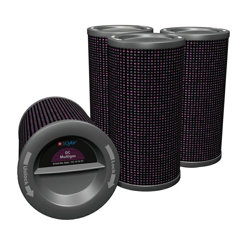 《IQAir》空氣清淨機 專用濾筒 GCMultiGas