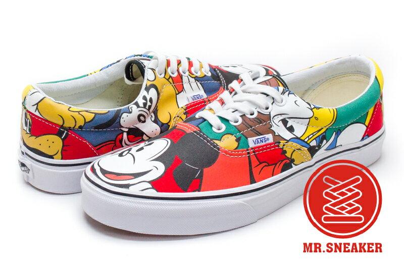 ☆Mr.Sneaker☆ VANS x Disney ERA 聯名 迪士尼 米老鼠 米奇 MICKEY 彩色 0