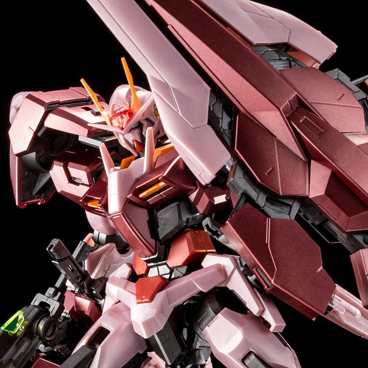 ◆時光殺手玩具館◆ 現貨 @日本PB限定版@ 組裝模型 模型 MG 1/100 00 七劍鋼彈 TRANS色 特殊塗裝版