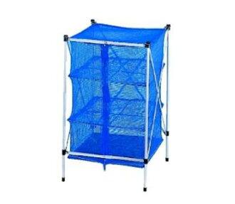【【蘋果戶外】】Go Sport 64355 餐櫥網(附掛網架)餐具吊籃 碗籃架 鳥籠 食物吊籃網籃 垃圾袋架