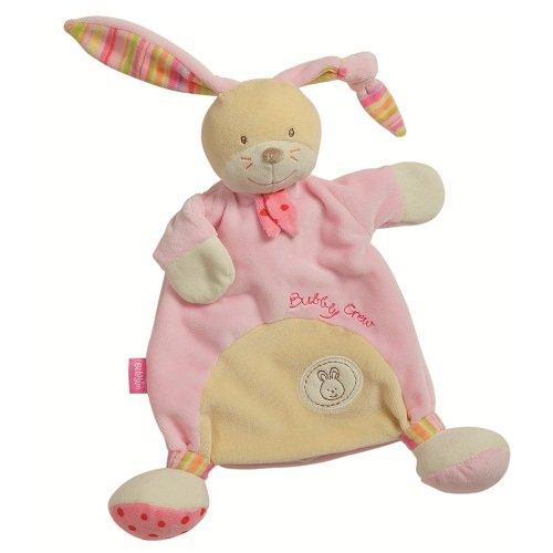 babyFEHN 芬恩 - 香檳兔布偶安撫巾 0