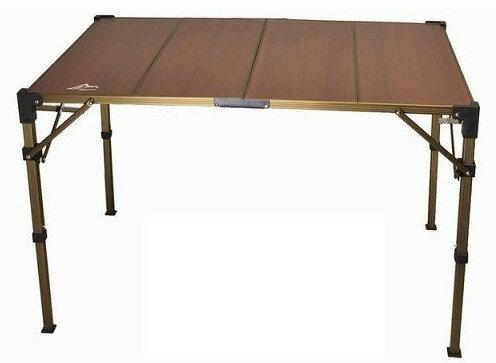 【RV運動家族】96023 複合板摺疊桌 (附收納外袋)