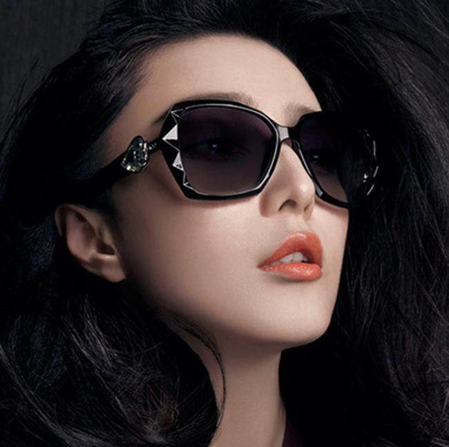 50%OFF SHOP【J022397GLS】2017新款時尚心形太陽眼鏡 潮流百搭墨鏡 女士歐美大框太陽眼鏡
