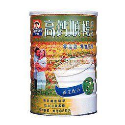 *健人館* 桂格 順暢高鈣奶粉 750G(運送過程中難免凹罐,售出後不退換)