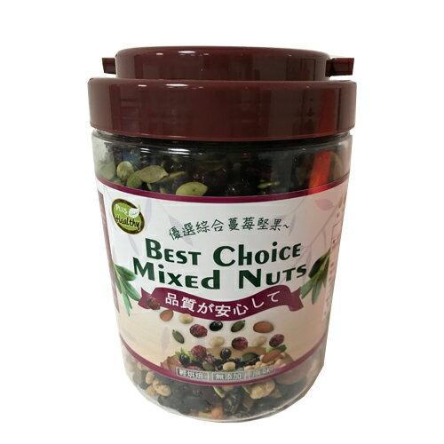 HEALTHYPLUS優選綜合蔓莓堅果850g【愛買】