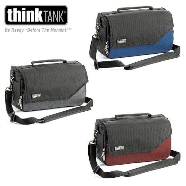 ◎相機專家◎ThinkTankMirrorlessMover25i微單眼側背包1機4鏡TTP666公司貨