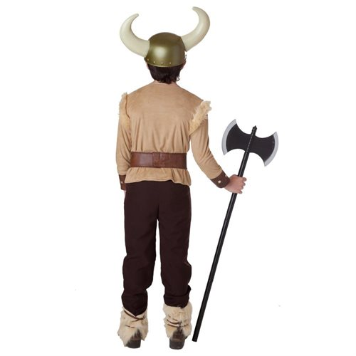 Barbarian Boy Child Halloween Costume 1