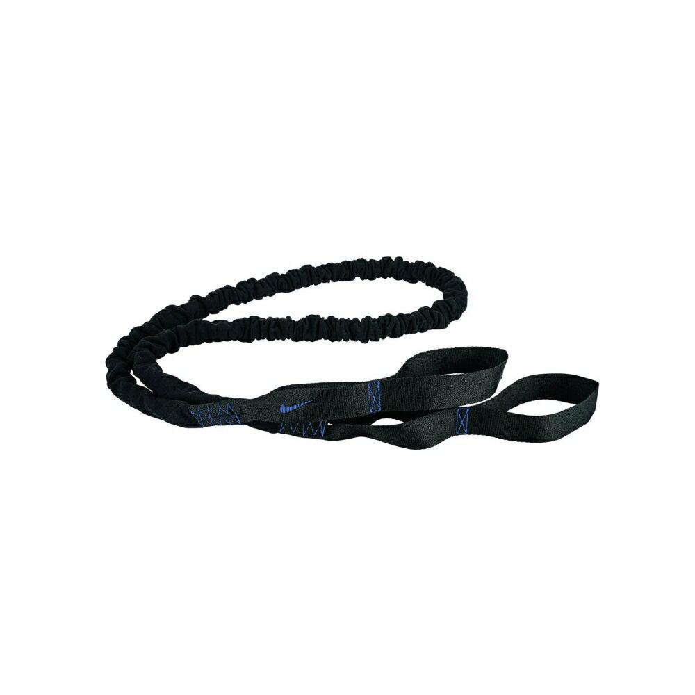 NIKE 抗阻彈力繩 40lbs(瑜珈繩 健身阻力帶 拉力帶 訓練帶【99302082】≡排汗專家≡