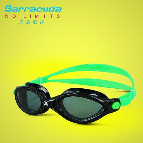 美國巴洛酷達Barracuda成人運動型抗UV防霧泳鏡-AQUALIGHTNING#32420 2