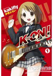 K-ON!輕音部01