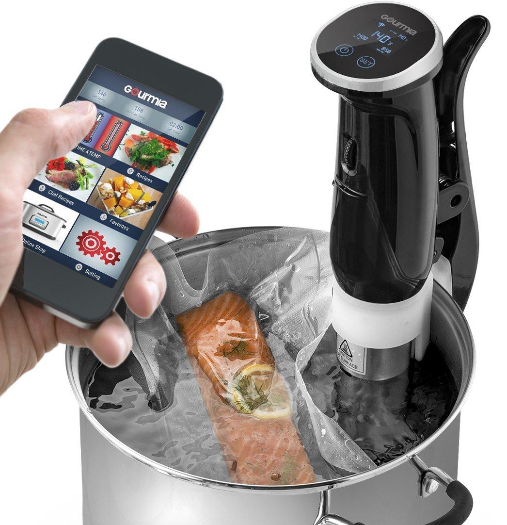 ㊣胡蜂正品㊣ 現貨 Gourmia GSV150 WiFi SousVidePrecision Cooker 低溫烹調機 (ANOVA